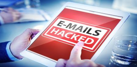 emails hacked by hackers