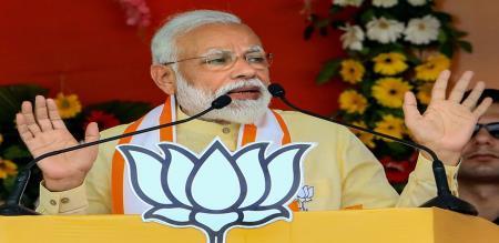 ex prime minister son join in bjp