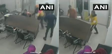 in uttarpredesh hospital damaged by relatives admit heart problem patient