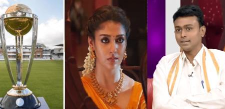 balaji hassen says about nayanthara marriage