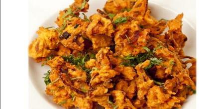 how to prepare pasalaikeerai pakkoda