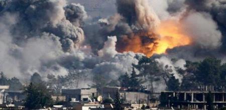 Afghanistan army air strike attack 20 terrorist killed