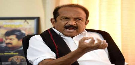 vaiko says no space
