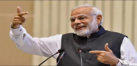 modi next target announced in vibrant gujarat function