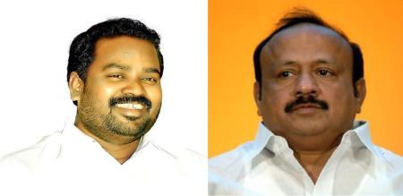 PMK Vaithi Replies to DMK MRK paneerselvam