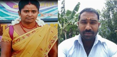 illegal lover murder boyfriend in theni