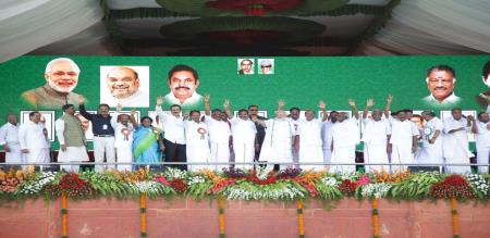 dr ramadoss said thanks to pm modi for his announcement in vandalur