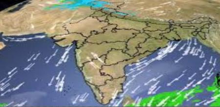 indian weather report announce rain for tamilnadu and heatwave