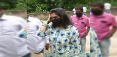 Vanitha complaints about Surya devi