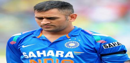 former cricketer father says about dhoni