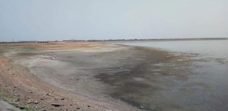 veeranam lake may dry in few days