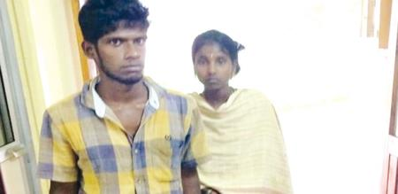 in vellore couple investigation baby murder for 3 rd marriage