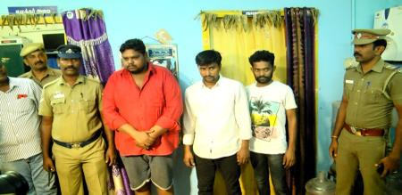 in vellore youngster murder police investigation