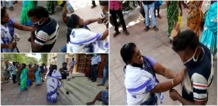 Youngster attack by Lady Doctor due to sexual torture in Vellore