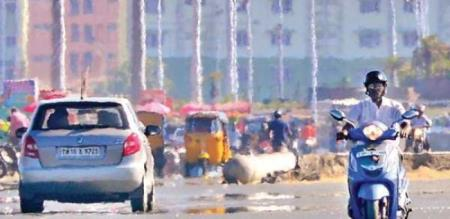in tamilandu heavy heat wave forecast peoples affected heavly