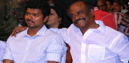 vijay treat for fans on rajini birthday
