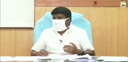 Minister Vijayabasker says PCR Kids order