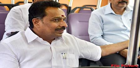 Transport minister vijayabasker latest press meet
