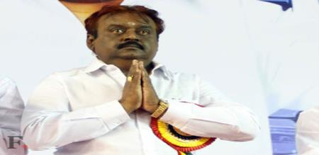 DMDK president vijayakanth said petitions for local body election