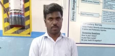 Villupuram girl sexual abuse police arrest culprit