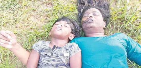 In villupuram mother attempt suicide with her daughter