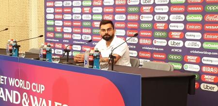 virat kohli press meet