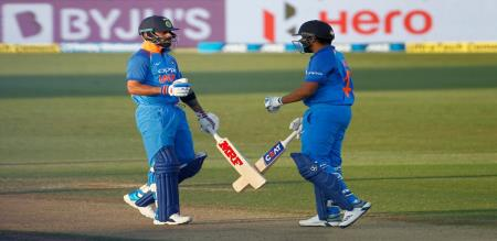 virat rohit fall after thier fifties