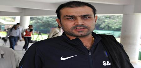 sehwag accept education expenses to child of CRPF jawans martyred