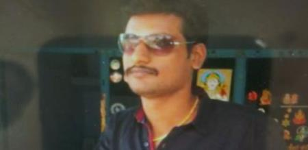 in thanjavur police died due to electric shock