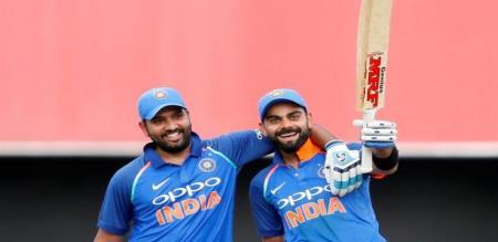 Kohli Creates New Record With Sachin Sourav