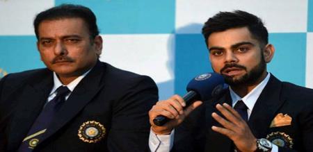 BCCI questioned Coach Ravi sasthri, captain Kohli