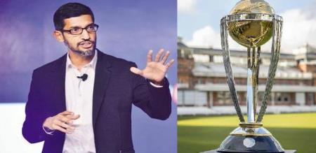 which team will win the world cup.   google ceo Sundar pichai explanation.