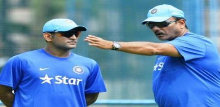 ravi shastri says about dhoni retirement