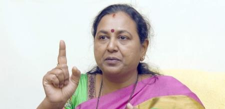 premalatha says about dmk stalin