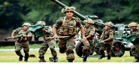 changes in indian army
