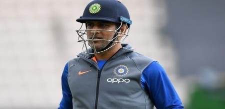 indian army accepted dhoni request