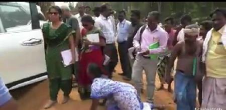 chettinad cement kills agriculture in ariyalur