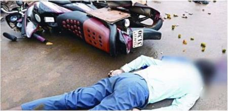 horrific incident to bike owners
