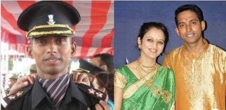 died Army man wife joined in army