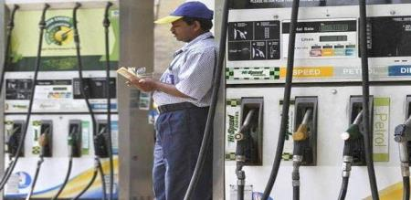 today petrol and diesel price on october 31