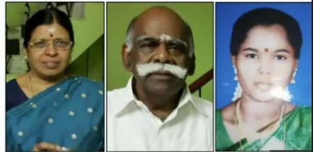 dmk meyar murder case culprit arrested