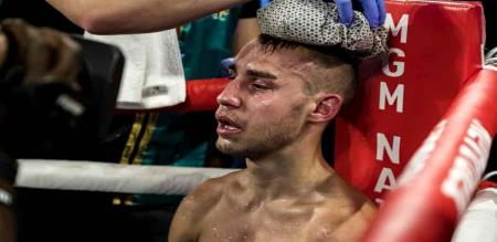 russian boxer passed away