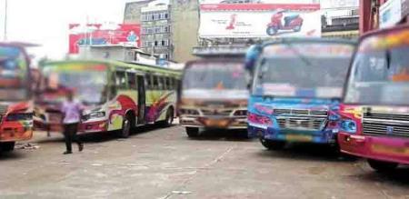 3500 bus movement in karnataka