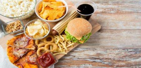 foods not to be eaten at work