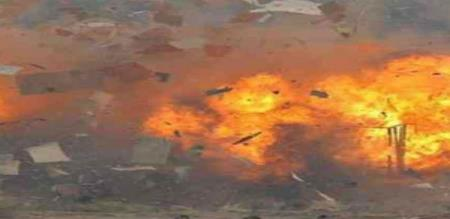 fire accident in fireworks factory