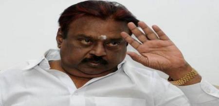 vijay prabhakar says about vijayakanth