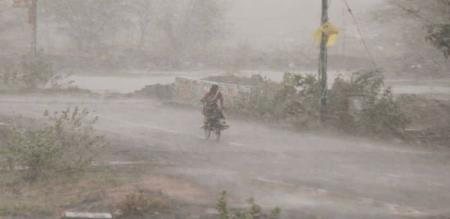 yellow alert to 12 districts