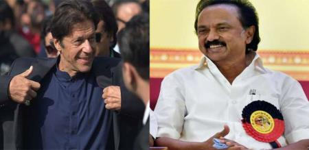 imrankhan and mk stalin contact