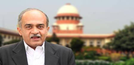 prashant bhushan again case filed in supreme court