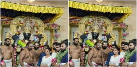 athivaradar tharithanam for nayanthara